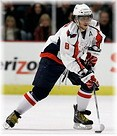 The Washington Capitals are so confident that Alex Ovechkin will win the MVP award in Toronto on Thursday, June 12, 2008, that they've already scheduled a celebration party for Friday. © www.examiner.com