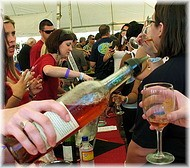 The Virginia Wine Festival